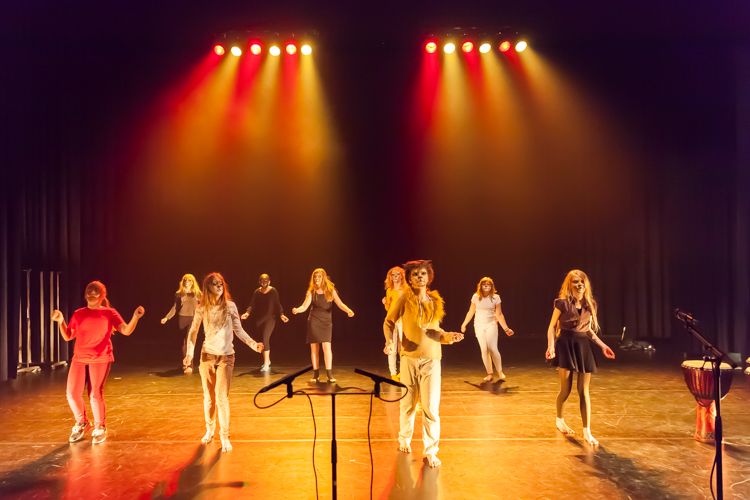 Speel mee in de Summerschool Musicals!
